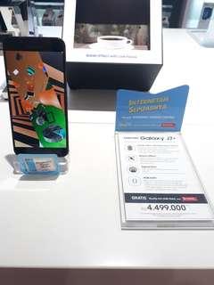 KREDIT Samsung Galaxy J7plus, Proses Mudah Tanpa Kartu Kredit