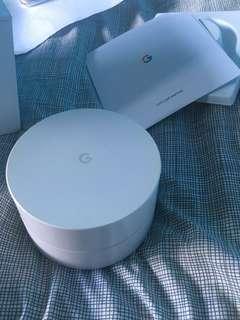 NEW - Google Wifi