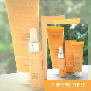 Wardah C-Defense Series