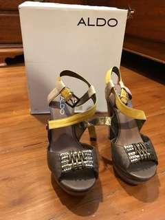 """Aldo 4"""" heels"""
