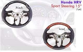 HRV SPORT STEERING
