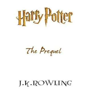 [eBook] Harry Potter: The Prequel by J.K. Rowling