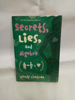 Secret, Lies and Algebra