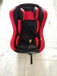Baby Car Seat - sweetheart Paris