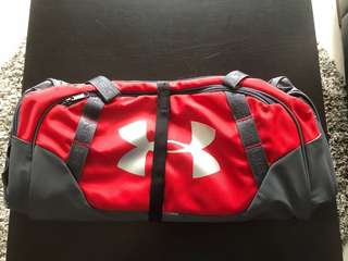 Under Armour undeniable small duffle gym bag
