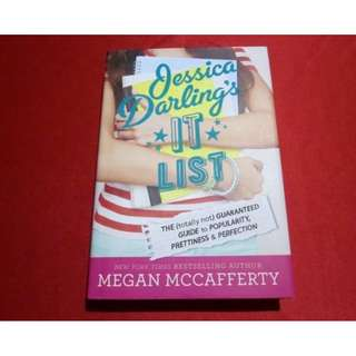 Jessica Darling's It List #1