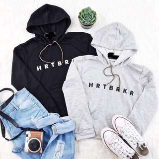 📢Restock HRTBRKR top 💰340  CAN FIT SMALL TO SEMI LARGE FRAME FABRIC:TERRY COTTON  🔺COLOR AVAIL👇👇 ▪️BLACK▪️WHITE▪️MAROON▪️GRAY *c.a