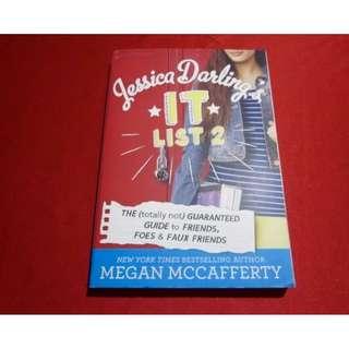 Jessica Darling's It List #2
