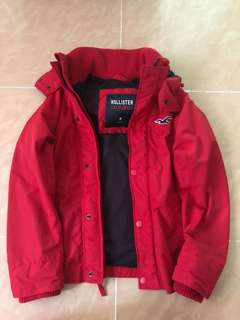 Hollister Jacket ( No Bargaining , English Only )
