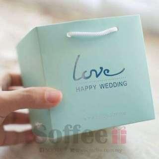 Doorgift box