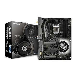 ASROCK Z370 Taichi ATX Motherboard