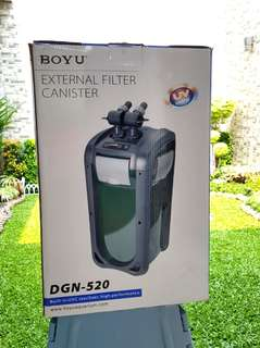 Akuarium External Filter Canister Boyu