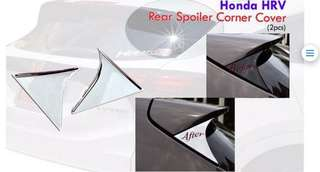 HRV REAR SPOILER CORNER COVER