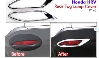 HRV REAR FOG LAMP COVER