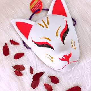 🚚 全新日本購入狐狸面具