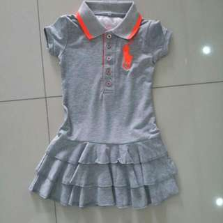 2-3yr Ralph Lauren Polo Dress