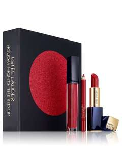 Estée Lauder Holiday Nights The Red Lip #PayDay30