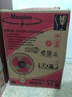 Maspion Wall Fan MWF 31K