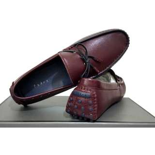 Moccasins Leather Shoes PM-310 PEDRO SHOES