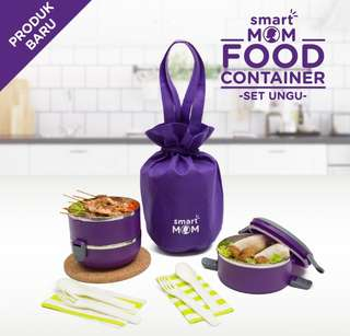 Set Smart Mom food Container
