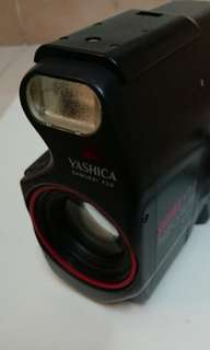 Yashica Samurai double frame camera