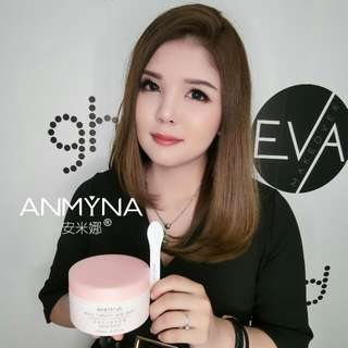🎀Anmyna Hair Mask🎀安米娜发膜  Hair Feel Soft After Use Prevent Split Ends