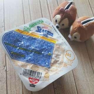 🚚 日清真空包裝咖啡/海鮮麵