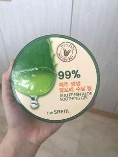 The Saem 99% Aloe Soothing Gel