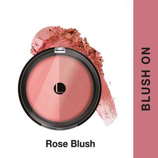 Lakme Rose blush on