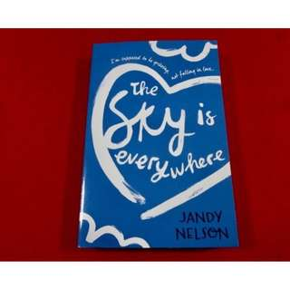 The Sky Is Everywhere by Jandy Nelson (Copy 2)