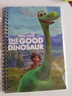 🆕️ The Good Dinosaur Notebook