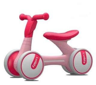 LUDDY 嬰兒兒童滑行車滑步車平衡車 1.5 - 3 歲 適合. 包郵