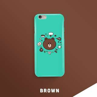 Brown Series Casing