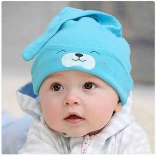Baby Beanie - BLUE