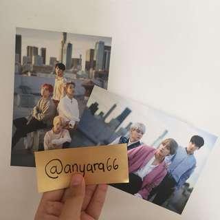 BTS Dispatch Postcard