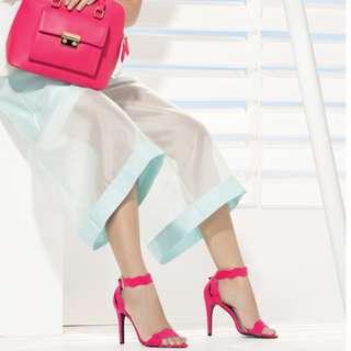 SM Parisian Pink Heels