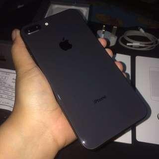 Iphone 8+ 64gb space grey