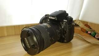 Nikon D800E Body 淨機 not canon dslr 單鏡反光