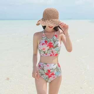 New* 歐美彩色泳衣 swimsuit bikini S / M / L