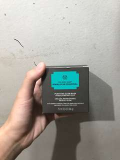 The Body Shop Himalayan Charcoal (BISA NEGO)