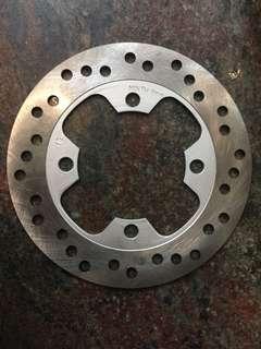 Y125Z Rear Disc Plate