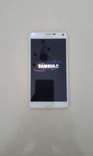 Note4 .32GB korean version nice condtion