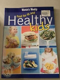 Preloved Women's Weekly Food for Healthy Kids