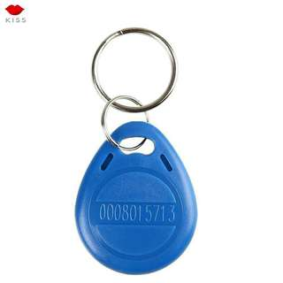 RFID Proximity Rewritable ID Door Access Key Tag Fob 125KHz/13.56MHz