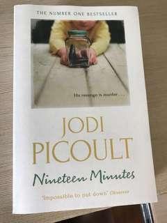 Jodi picoult nineteen minutes