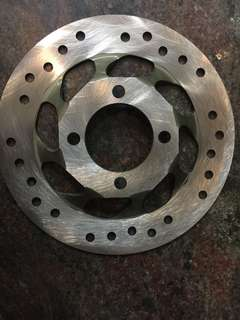 W125 Front Disc Plate 220mm