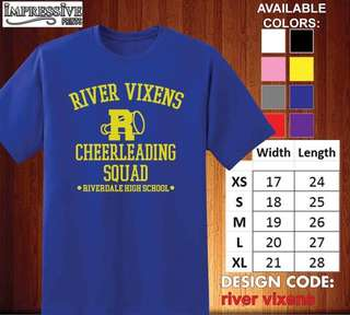 Riverdale Vixen Shirt