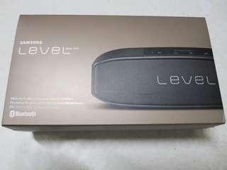 Genuine Samsung Level Box Pro Bluetooth speaker - Black