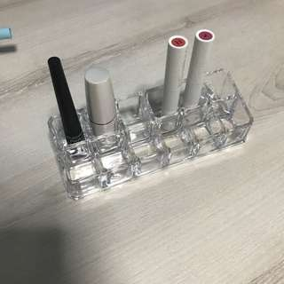 Makeup Acrylic Holder