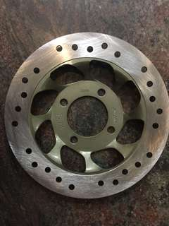 KRISS II Disc Brake Plate